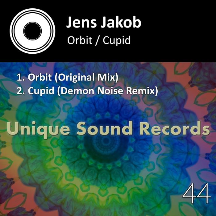 JENS JAKOB - Orbit/Cupid