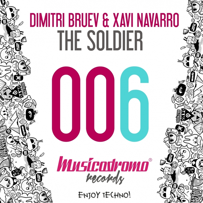 DIMITRI BRUEV/XAVI NAVARRO - The Soldier