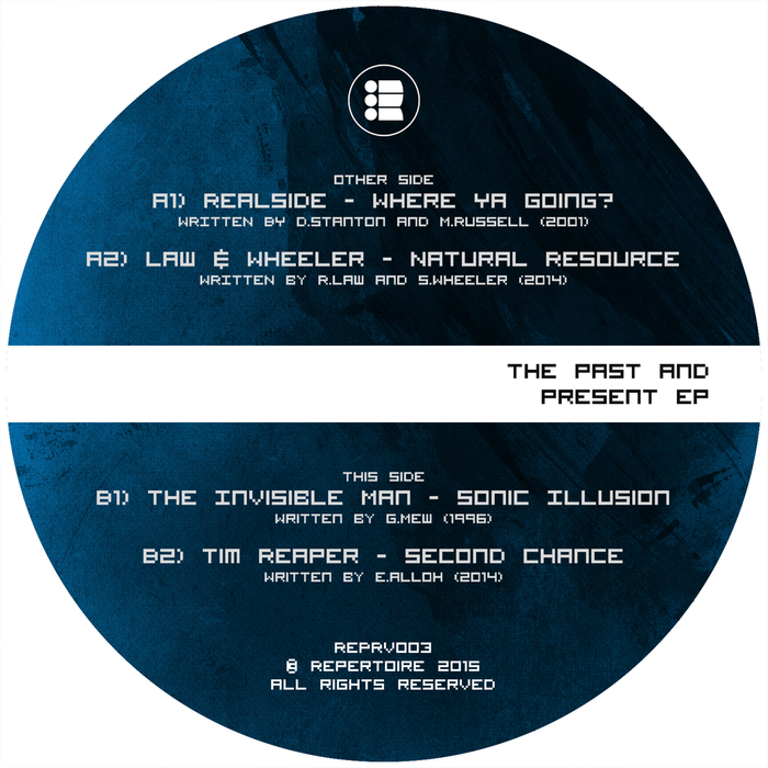 REALSIDE/LAW & WHEELER/THE INVISIBLE MAN/TIM REAPER - The Past & Present