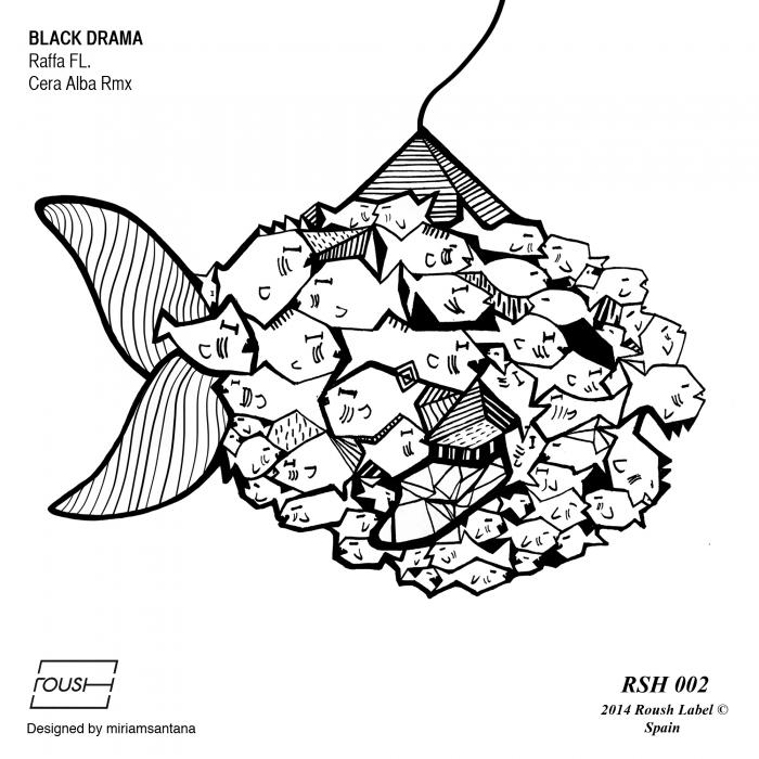 RAFFA FL - Black Drama