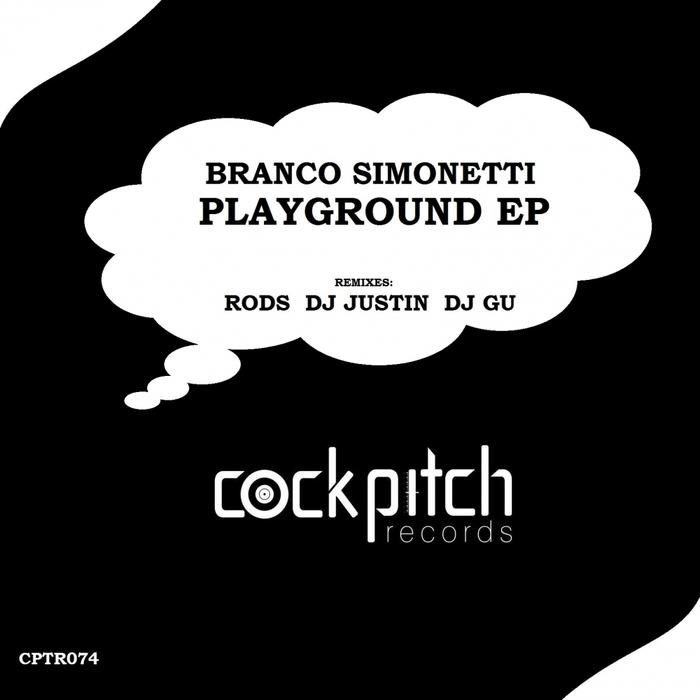 BRANCO SIMONETTI - Playground EP