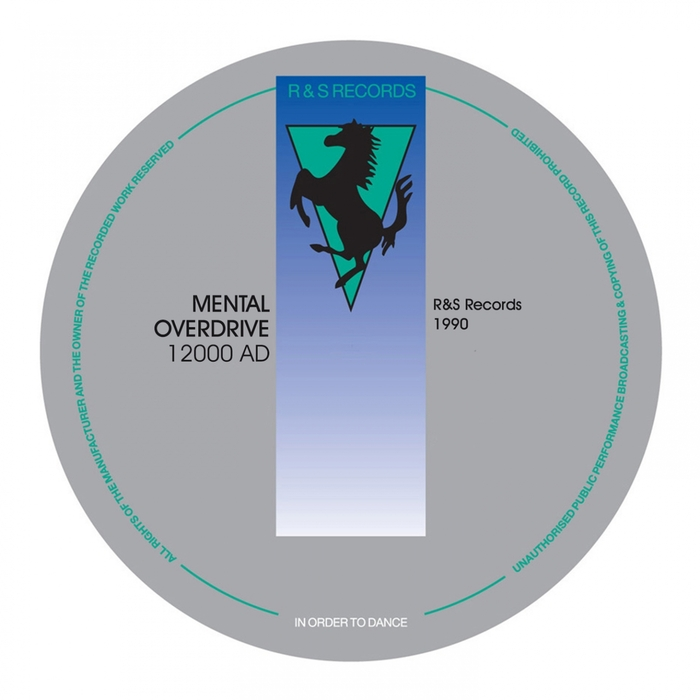 MENTAL OVERDRIVE - 12000 AD