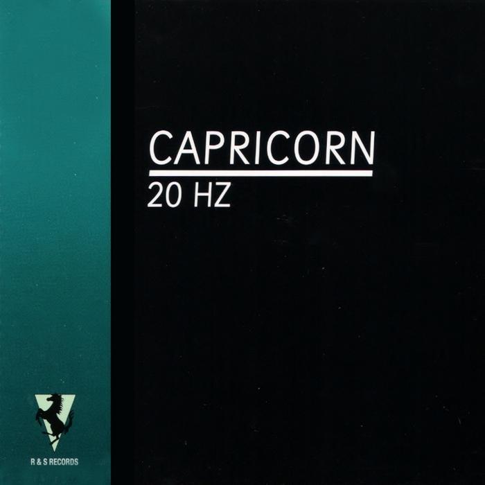 CAPRICORN - 20 Hz