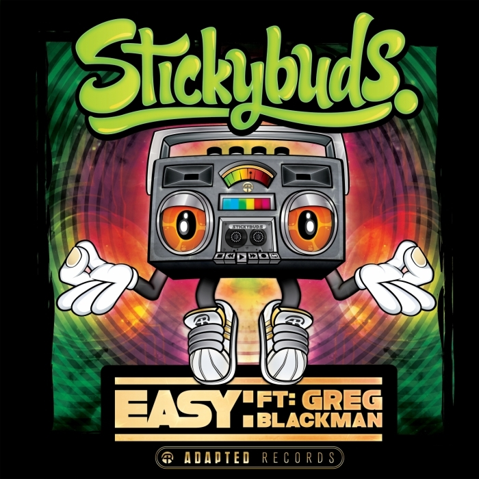STICKYBUDS - Easy