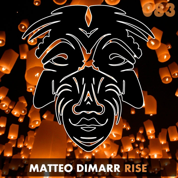 MATTEO DIMARR - Rise