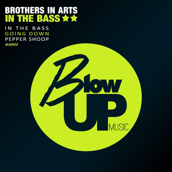 BROTHERS IN ARTS - In The Bass