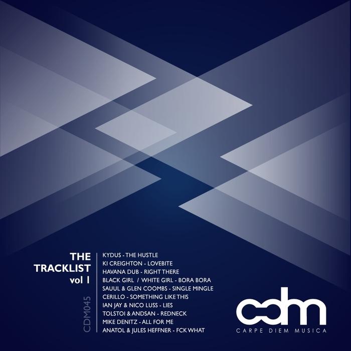 VARIOUS - The Tracklist Vol 1