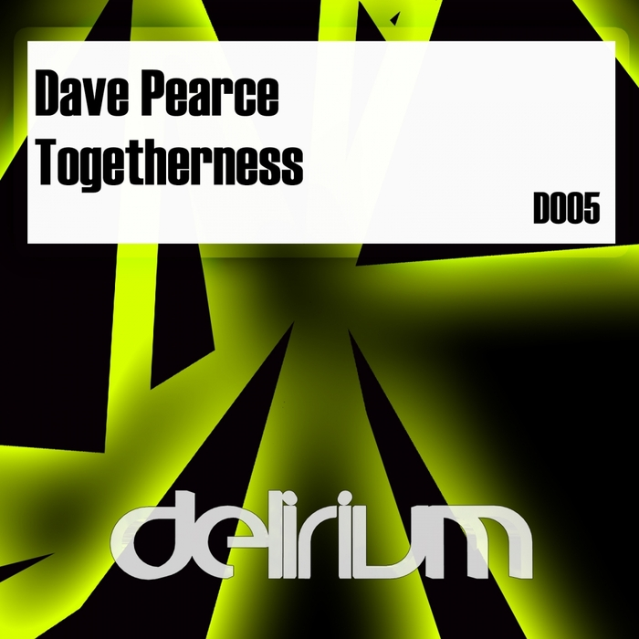DAVE PEARCE - Togetherness