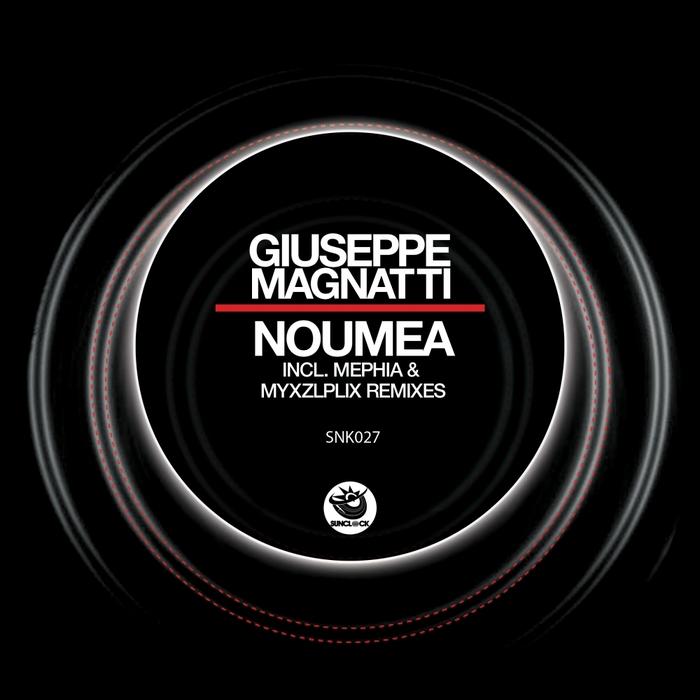 GIUSEPPE MAGNATTI - Noumea