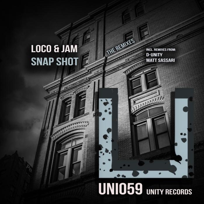 LOCO/JAM - Snap Shot Remixes