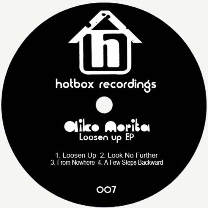 AIKO MORITA - Loosen Up EP