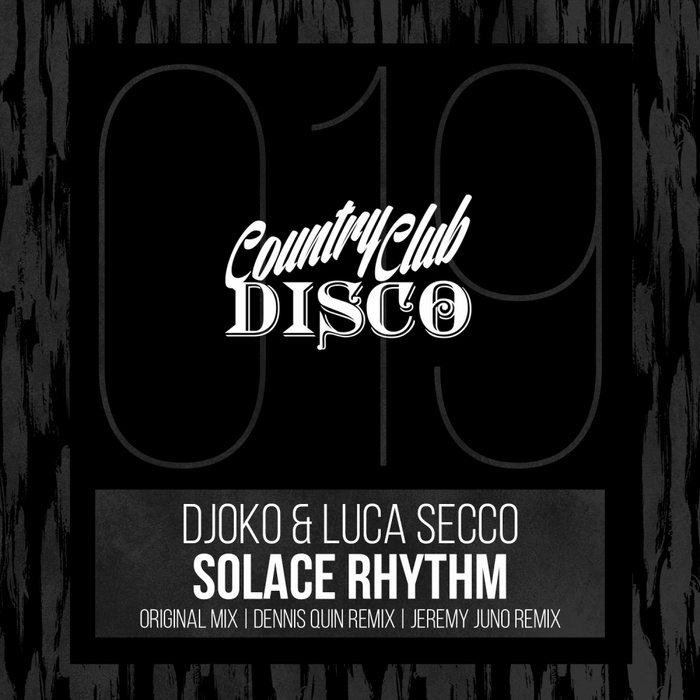 DJOKO/LUCA SECCO - Solace Rhythm