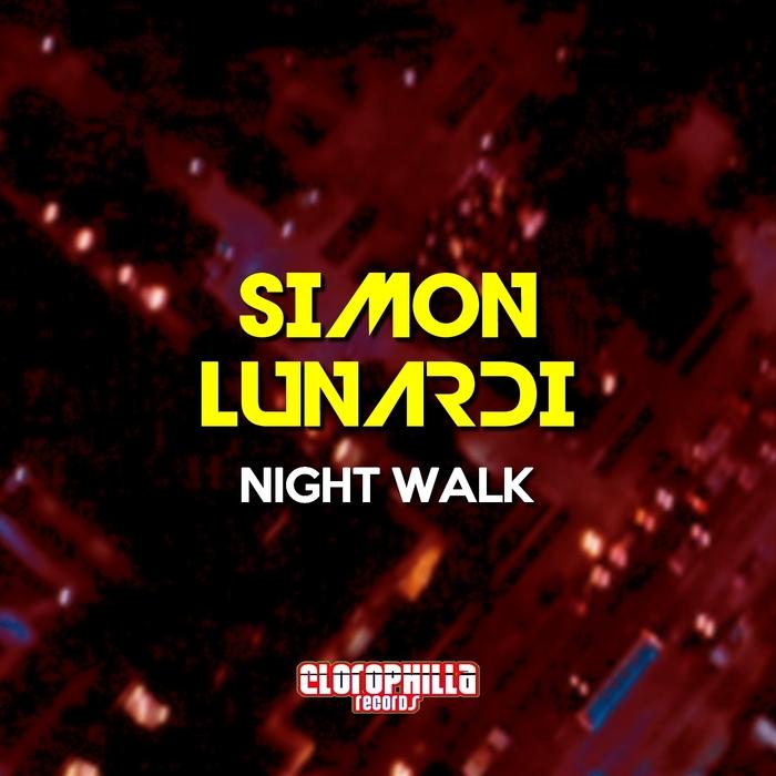 SIMON LUNARDI - Night Walk