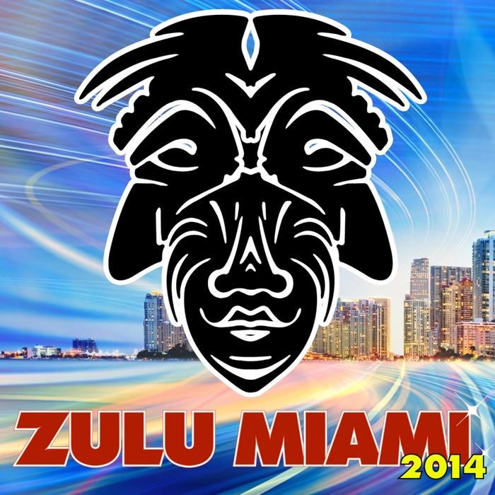 VARIOUS - Zulu Miami 2014
