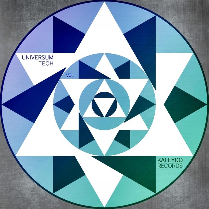 DJ DEP/ALEX RAIDER/OSMYO/SEAMLESS/ROY BATTY - Universum Tech Vol 1