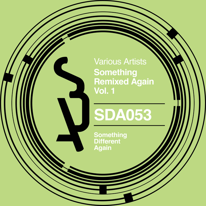 JOSEPH K/REEPER/SCIENTIFIC FUNK - Something Remixed Again Vol 1