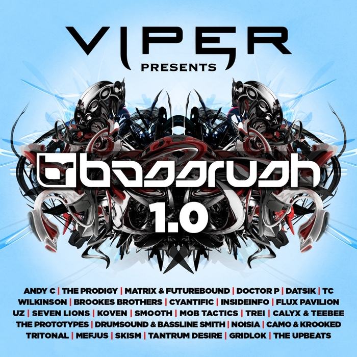 VARIOUS - Bassrush 1.0 (Viper Presents)