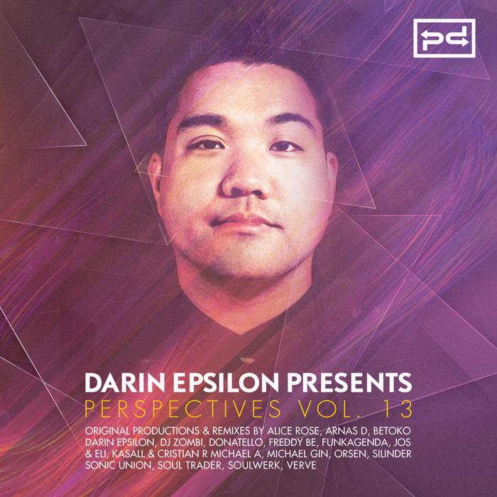 VARIOUS - Darin Epsilon Presents Perspectives Vol 13