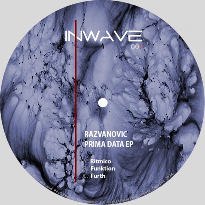RAZVANOVIC - Prima Data EP