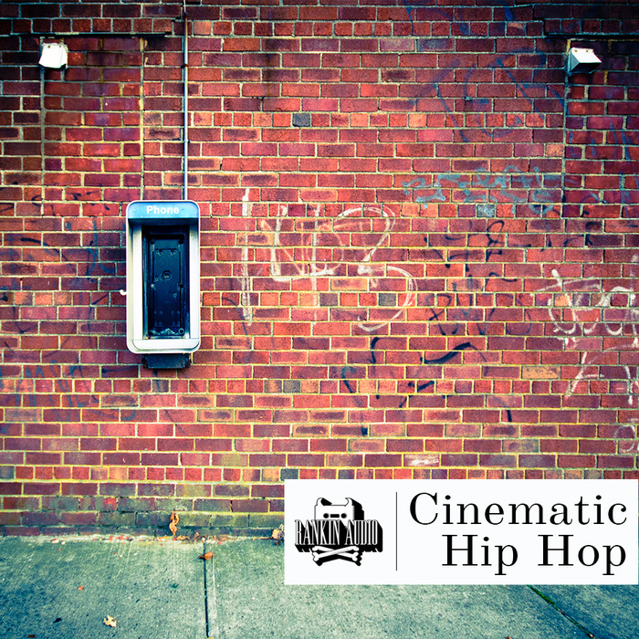 RANKIN AUDIO - Cinematic Hip Hop (Sample Pack WAV)