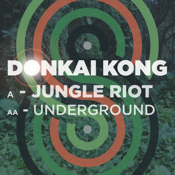 DONKAI KONG - Jungle Riot