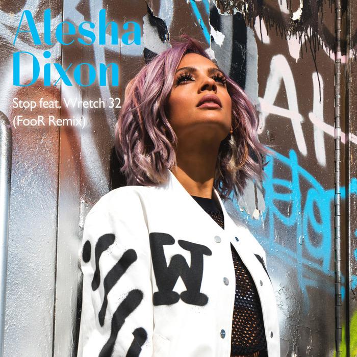 ALESHA DIXON/WRETCH 32 - Stop
