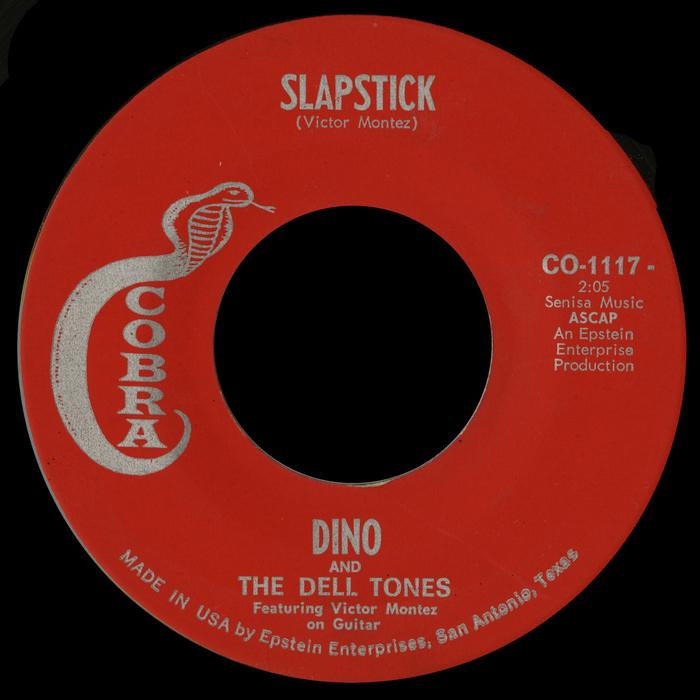 DINO/THE DELTONES - Slap Stick/Daydream
