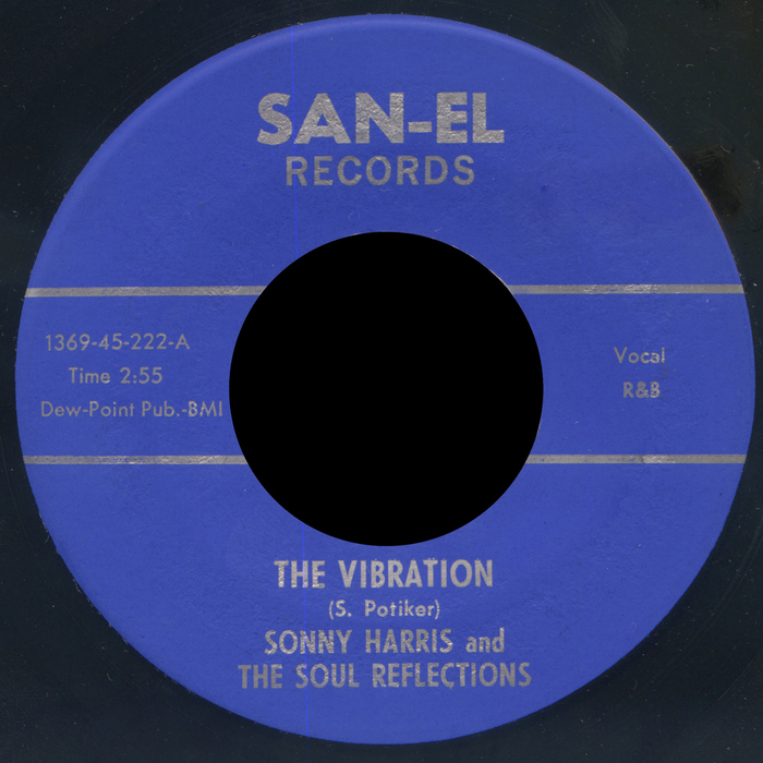 SONNY HARRIS/THE SOUL REFLECTIONS - The Vibration/You Were Only Making Believe