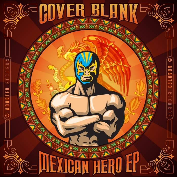 COVER BLANK - Mexican Hero EP