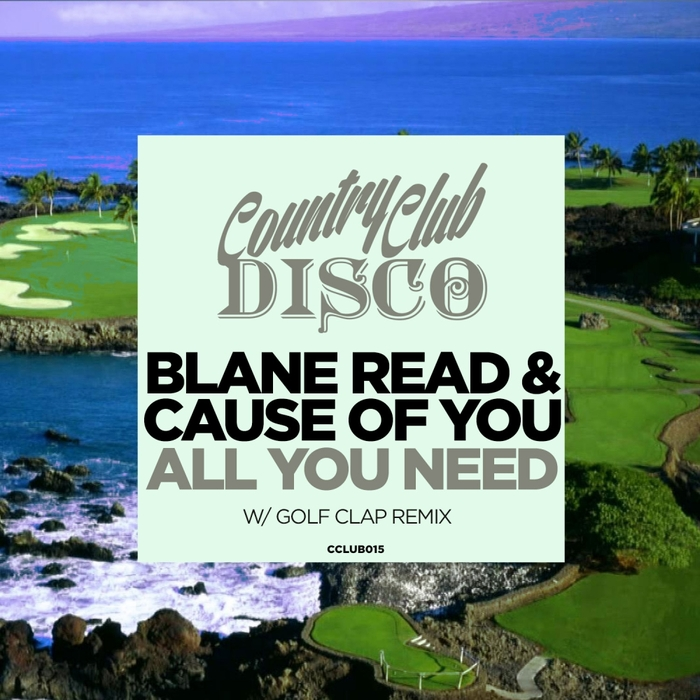 BLANE READ/CAUSE OF YOU - All You Need