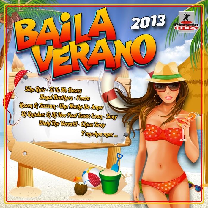 VARIOUS - Baila Verano 2013