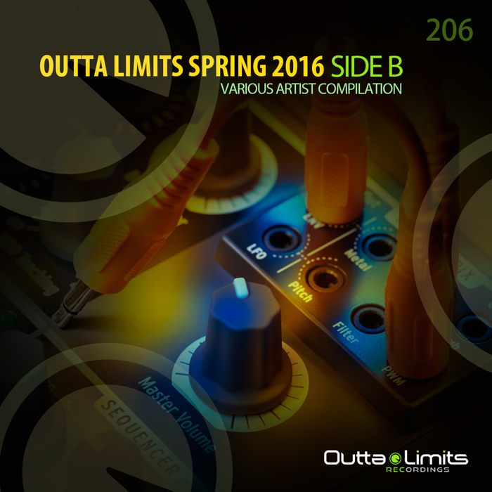 VARIOUS - Outta Limits - Spring 2016 - Side B