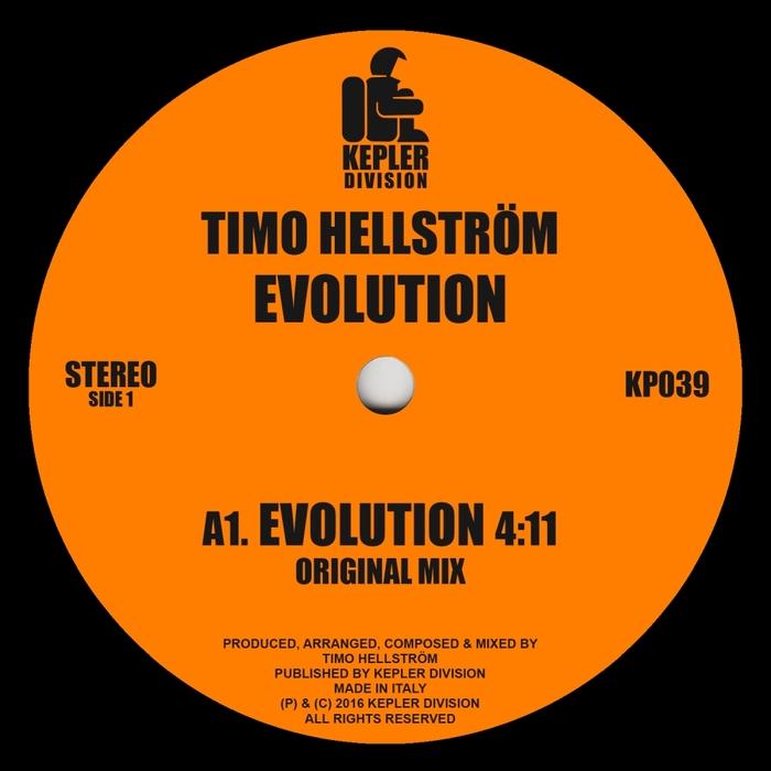 TIMO HELLSTROEM - Evolution