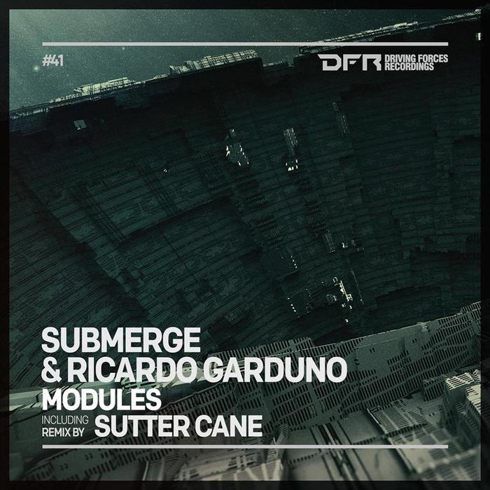 SUBMERGE/RICARDO GARDUNO - Modules