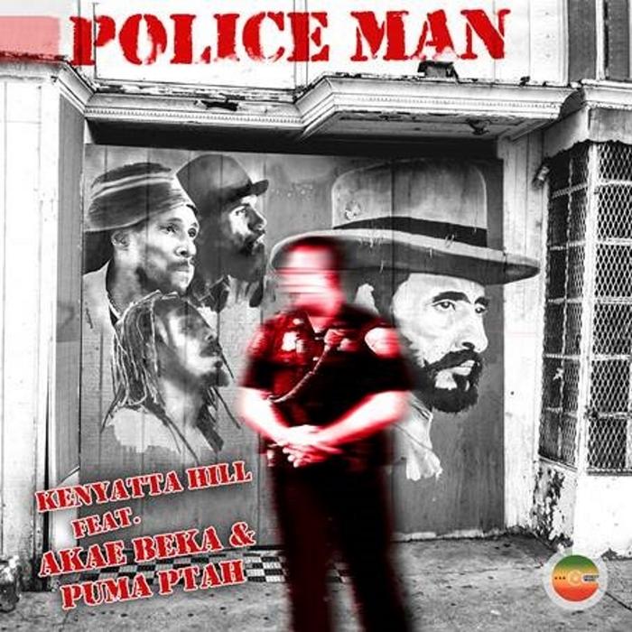 KENYATTA HILL - Police Man