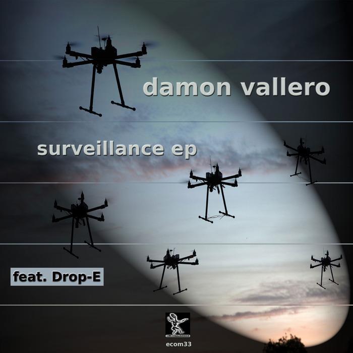 DAMON VALLERO - Surveillance EP