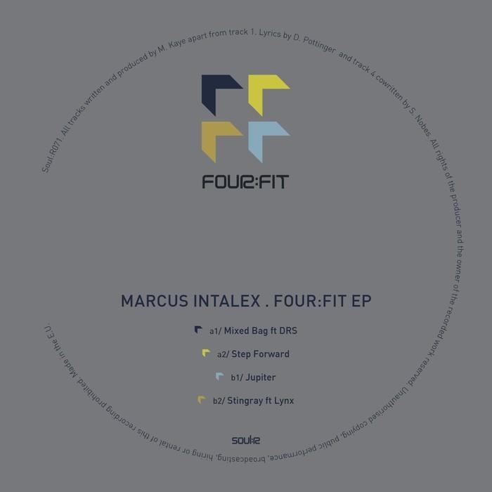 MARCUS INTALEX - Fourfit EP 08