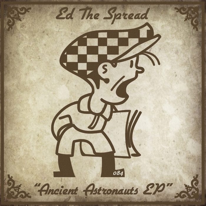ED THE SPREAD - Ancient Astronauts EP
