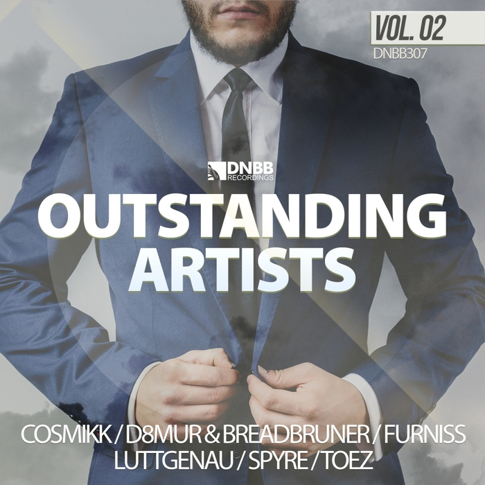 COSMIKK/D8MER & BREADBURNER/FURNISS/LUTTGENAU/SPYRE/TOEZ - Outstanding Artists Vol 02