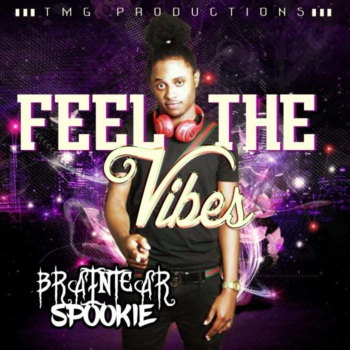 BRAINTEAR SPOOKIE - Feel The Vibes