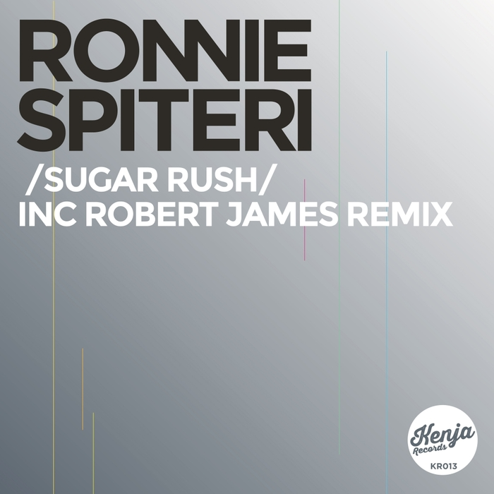 RONNIE SPITERI - Sugar Rush EP