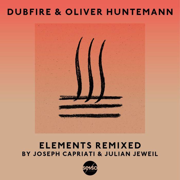 DUBFIRE & OLIVER HUNTEMANN - Elements Remixed