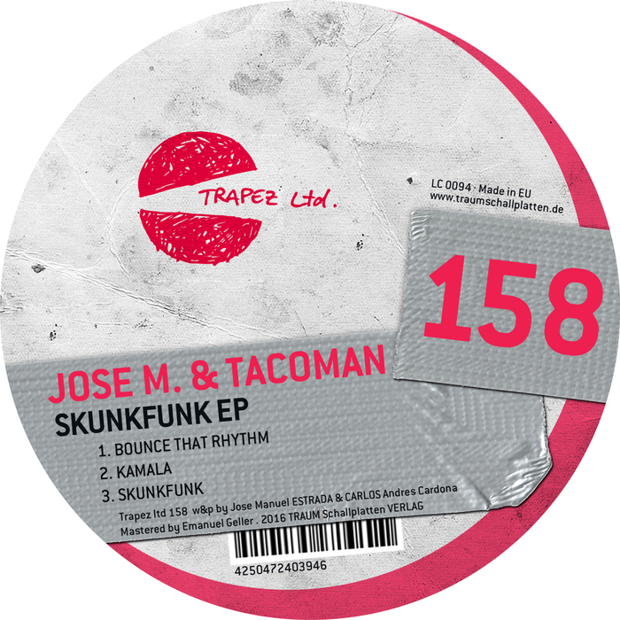 JOSE M & TACOMAN - Skunkfunk