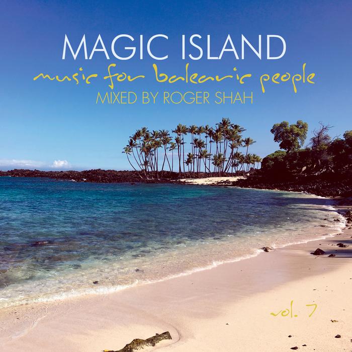 VARIOUS - Magic Island - Music For Balearic People, Vol  7