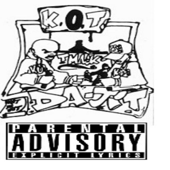 KING OF THOUGHTS (KOT) - Da Jit EP