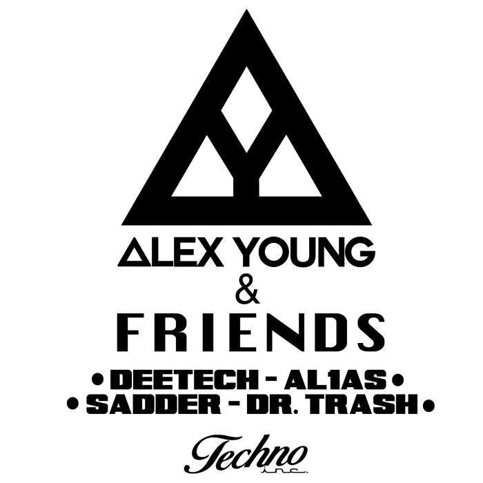 ALEX YOUNG - Alex Young & Friends
