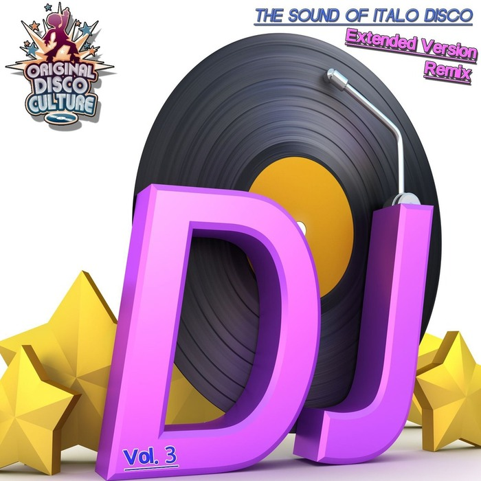 Various: Extended Version & Remix, Vol 3 The Sound Of Italo Disco at