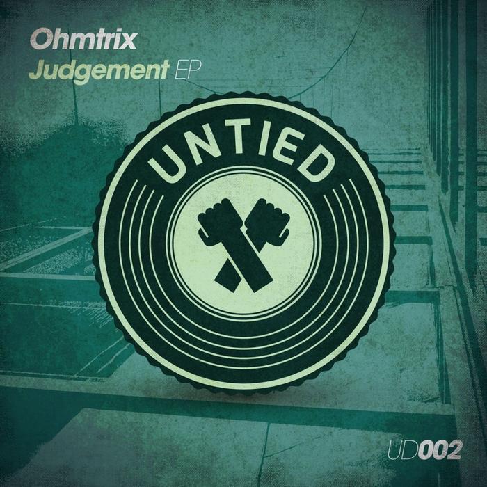 OHMTRIX - Judgement EP