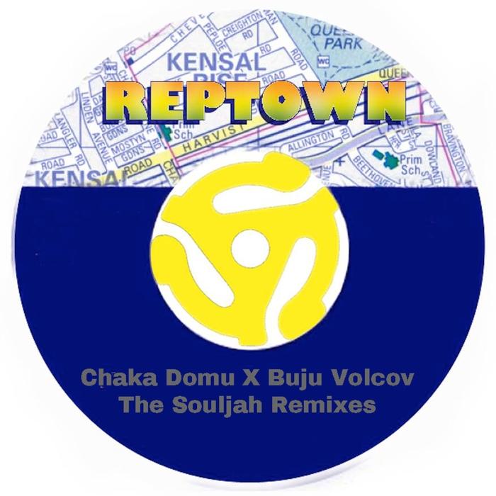 DOMU & VOLCOV - Souljah (The Souljah Remixes)