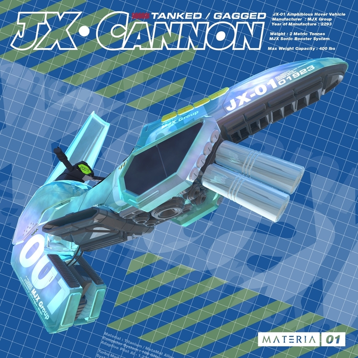 JX CANNON - Tanked/Gagged